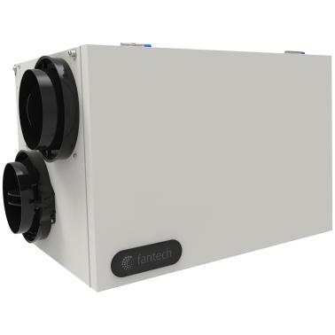 Échangeur d'air Fantech SHR 150 VRC - Ventilateur récupérateur de chaleur