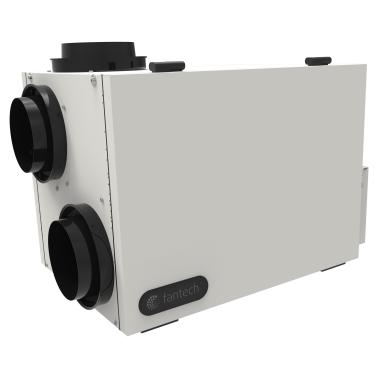 Échangeur d'air Fantech SHR 2005R VRC - Ventilateur récupérateur de chaleur