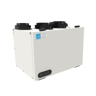 Échangeur d'air Fantech VHR 150R VRC - Ventilateur récupérateur de chaleur