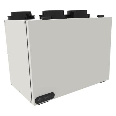 Échangeur d'air Fantech VHR 2004 VRC - Ventilateur récupérateur de chaleur