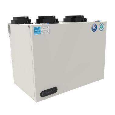 Échangeur d'air Fantech VHR 200R-EC VRC - Ventilateur récupérateur de chaleur