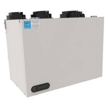 Échangeur d'air Fantech VHR 200R VRC - Ventilateur récupérateur de chaleur