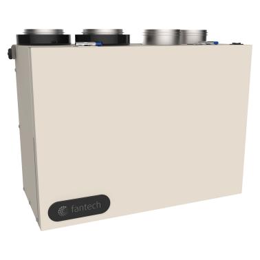 Échangeur d'air Fantech VHR 70 VRC - Ventilateur récupérateur de chaleur