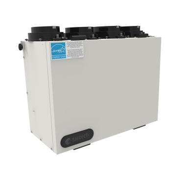 Échangeur d'air Fantech VHR 70R VRC - Ventilateur récupérateur de chaleur