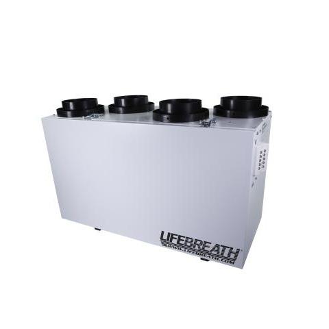 Échangeur d'air Lifebreath 230 ERV et 230 ERV-R - Ventilateurs-récupérateurs d'énergie