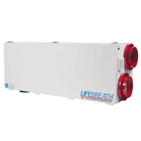 Échangeur d'air Lifebreath 300 DCS - Ventilateur récupérateur de chaleur