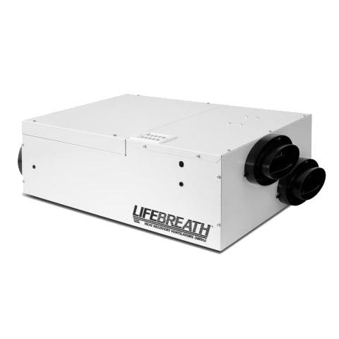 Échangeur d'air Lifebreath RNC 120F - Ventilateur récupérateur de chaleur