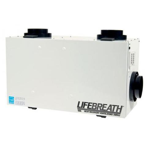 Échangeur d'air Lifebreath RNC 155 - Ventilateur récupérateur de chaleur