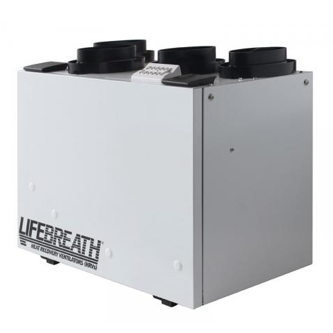 Échangeur d'air Lifebreath RNC5-ES - Ventilateur récupérateur de chaleur
