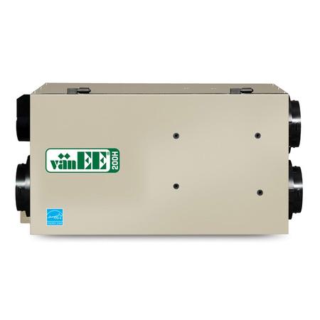 Échangeur d'air vänEE 200H 1601708 - Ventilateur récupérateur de chaleur