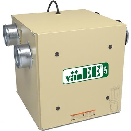 Échangeur d'air vänEE 40E 44262 - Ventilateur récupérateur de chaleur