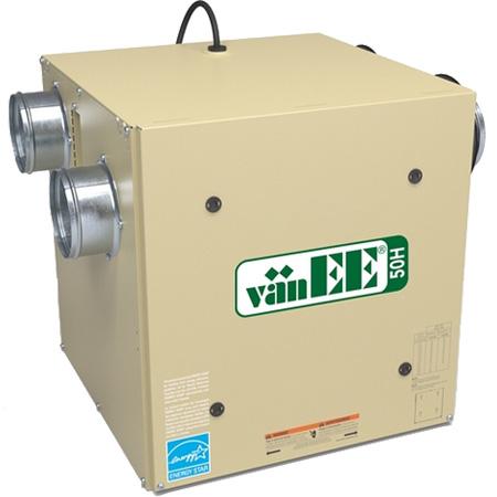 Échangeur d'air vänEE 50H 44602 - Ventilateur récupérateur de chaleur