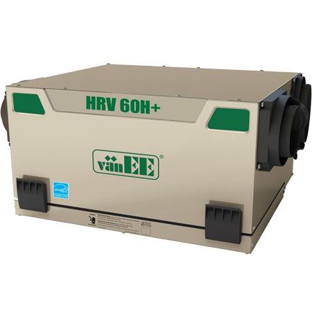 Échangeur d'air vänEE 60H+ HRV 41652 - Ventilateur récupérateur de chaleur