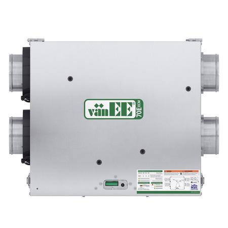 Échangeur d'air vänEE 70E ECM 41808 - Ventilateur récupérateur de chaleur