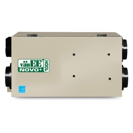 Échangeur d'air vänEE Novo+ 100H 1601717 - Ventilateur récupérateur de chaleur