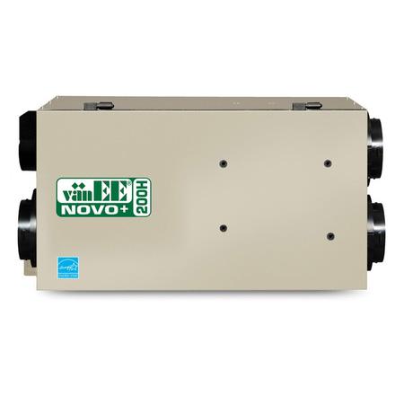 Échangeur d'air vänEE Novo+ 200H 1601719 - Ventilateur récupérateur de chaleur